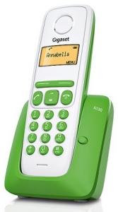 Gigaset bežični telefon A130 GREEN