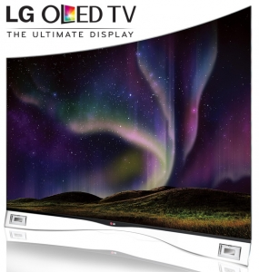 LG 3D OLED televizor 55EA980V