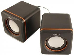 S BOX Zvučnici za kompjuter SP-02
