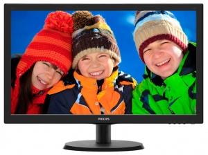 "PHILIPS 22"" LED LCD monitor 223V5LSB2/10"