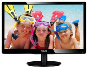 "Philips 22"" LED LCD monitor 226V4LAB/00"