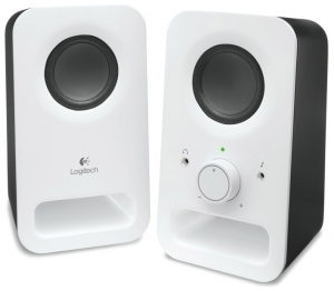 Logitech zvučnici za kompjuter Z150 WHITE
