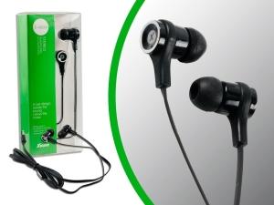 X Wave slušalice sa mikrofonom E 400M BLACK
