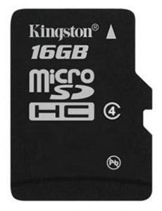 Kingston memorijska kartica KFSDC4 16GB SP