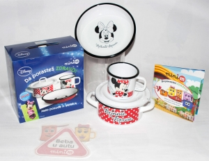 Metalac set Minnie Mouse M 138069