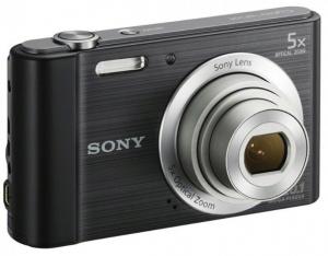 Sony Foto-aparat Cyber-shot DSC-W800B CE3 - Crni