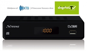 Strong set-top box SRT 8201