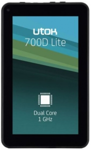 Utok tablet pc 700d lite crni