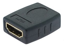 S Box adapter HDMI / HDMI  F/F