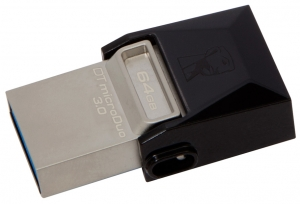 Kingston USB flash KFDTDUO3/64GB