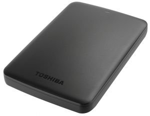 "Toshiba HDD External Canvio Basics (2.5"", 500GB, USB 3.0)"