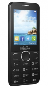ALCATEL 2007D Dark Gray