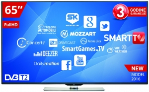 VOX televizor LED IWB 65