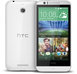 HTC smart mobilni telefon Desire 510 WHITE