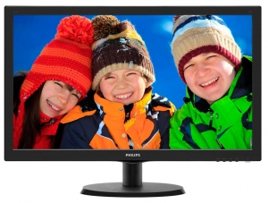 "Philips 22"" LED LCD monitor 223V5LSB/00"