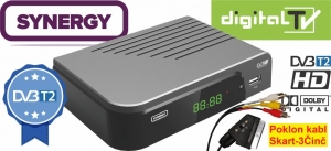 Synergy set-top box T-1222