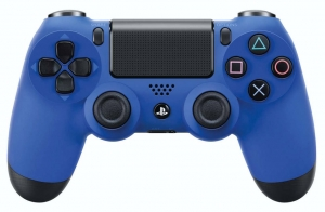 PLAYSTATION Kontroler PS4 Dualshock BLUE