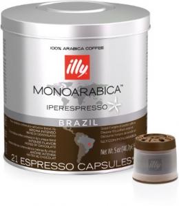 Illy kapsule kafe MIE 1 21 MOKA BRASIL
