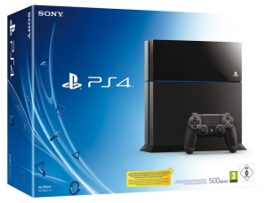Sony konzola PlayStation 4 PS4 500GB CHASSIS BK