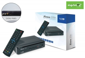 X Wave set-top box STB1