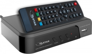 TV Star set top box DVB-T525