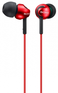 Sony slušalice MDR-EX110LPR