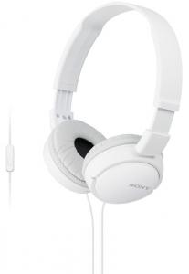 Sony slušalice sa mikrofonom MDR-ZX110APW