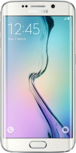 Samsung smart mobilni telefon Galaxy S6 G925 EDGE 32GB WH