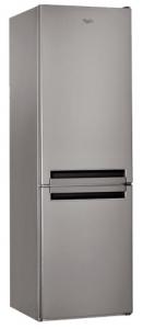 Whirlpool kombinovani frižider BSNF 8151 OX