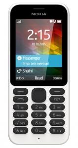 Nokia mobilni telefon N 215 DS WHITE