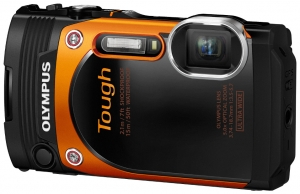Olympus fotoaparat Tough TG-860 ORANGE