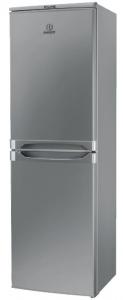 Indesit frižider kombinovani CAA 55 NX