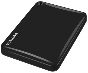 "Toshiba Canvio Connect II 2.5""500GB Black, USB 3.0 eksterni hard"