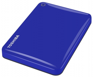 "Toshiba Canvio Connec II 2.5"" 500GB Blue, USB 3.0"