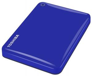 "Toshiba Canvio Connect II 2.5""1TB Blue, USB 3.0 eksterni hard dis"