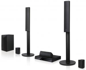 LG 3D Blu-ray sistem LHB-645
