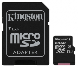 Kingston memorijska kartica KFSDC10G2/64GB