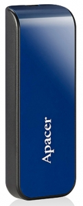 Apacer USB flash AH334 4GB Blue