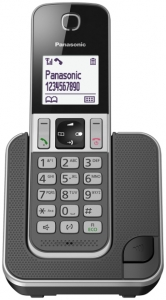 Panasonic bežični telefon KX-TGD310FXB