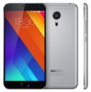 Meizu smart mobilni telefon MX5 16GB M575DS GRAY