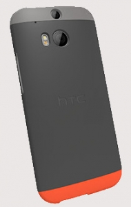 HTC maska za telefon HTC DOUBLE CASE GRAY