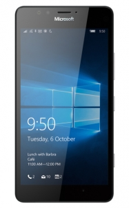 Microsoft smart mobilni telefon Lumia 950 BLACK DS