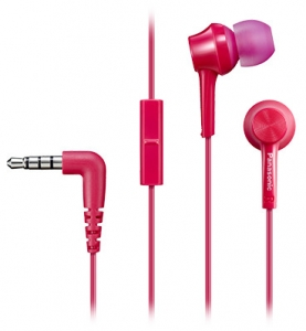 PANASONIC Slušalice RP-TCM105E-P