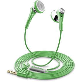 Cellular Line slušalice sa mikrofonom T203326