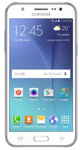 Samsung smart mobilni telefon Galaxy J500 DS WHITE