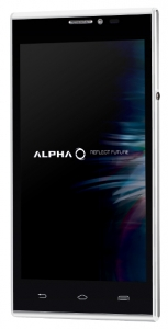 Alpha smart mobilni telefon Corso DS WHITE
