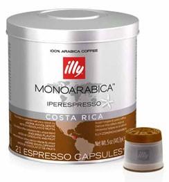 ILLY kapsule za kafu MIE 1 21 MOKA CO RIC