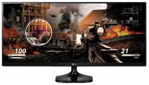 "LG 25"" monitor LED LCD 25UM58 P"
