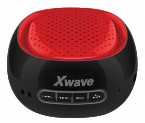 X Wave bluetooth zvučnik B COOL BLACK RED