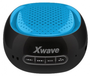 X WAVE Bluetooth zvučnik B COOL BLACK BLUE